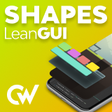 Lean GUI Shapes