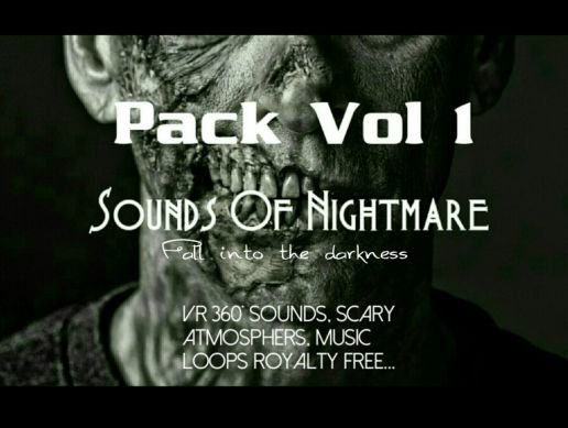 Sounds Of Nightmare Pack Vol1 MP3