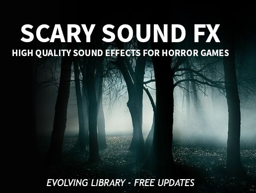 Scary Sound FX