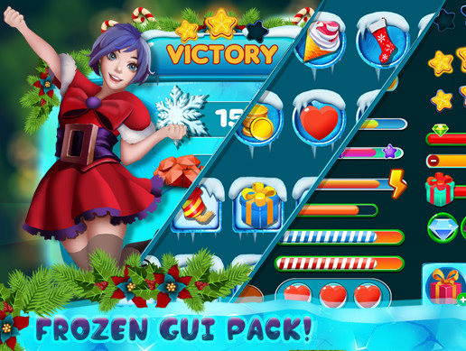 Frozen UI Pack