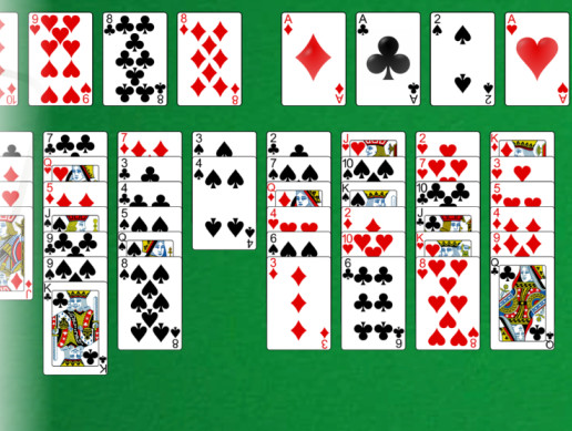 Freecell Playing Card Starter Kit Asset Store