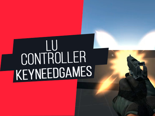 LUController, a new tool for easy creation of a full-fledged FPS shooter
