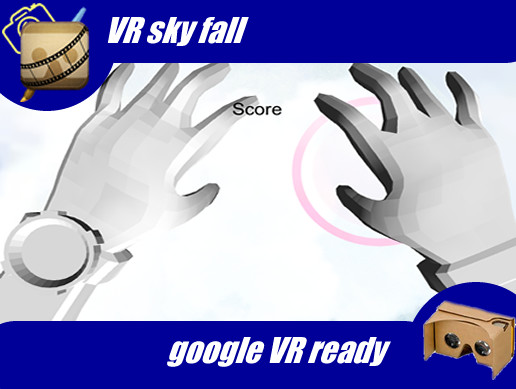 VR SKY FALL FOR GOOGLEVR