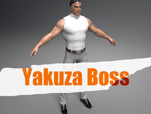 Mafia Men - Yakuza Boss