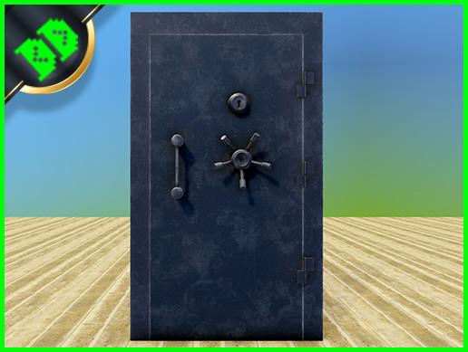 Vault Door Animated