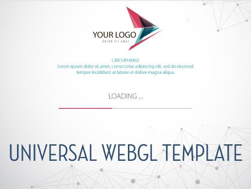 Universal WebGL Template - Asset Store