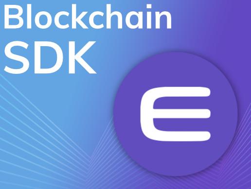 Blockchain SDK by Enjin