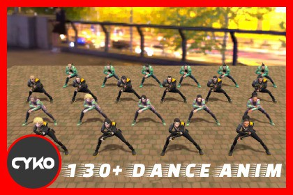 Dance Animset Pro