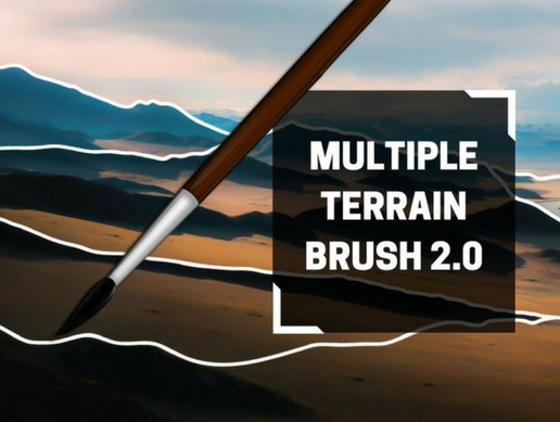 Multiple Terrain Brush 2.0