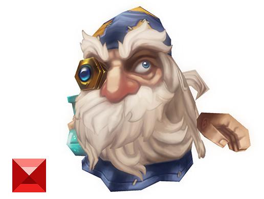 Micro Wizard Morgan Fizban