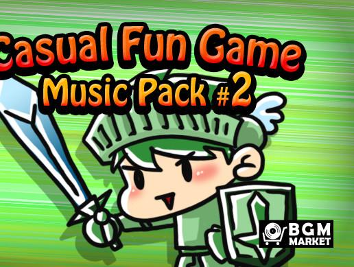 Casual Fun Game Music Pack#2