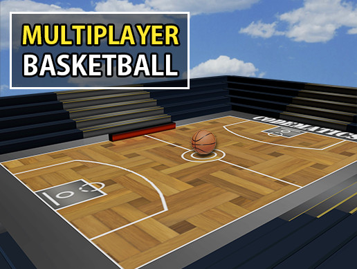 Real Time Multiplayer Basket Ball
