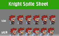 2D Characters - Asset Store