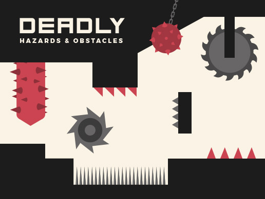 Deadly Hazards & Obstacles