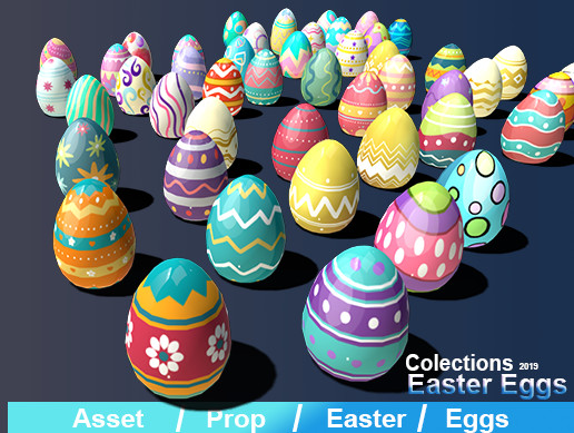 Colections Easter Eggs