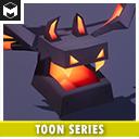 Toon Bat