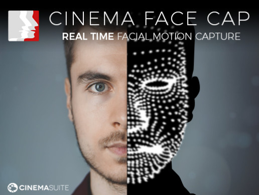 Cinema Face Cap - Facial Capture for Unity