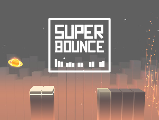 Super Bounce Complete Project + EDITOR