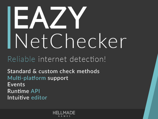 Eazy NetChecker - Reliable Internet Detection