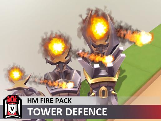 Human Fire Pack