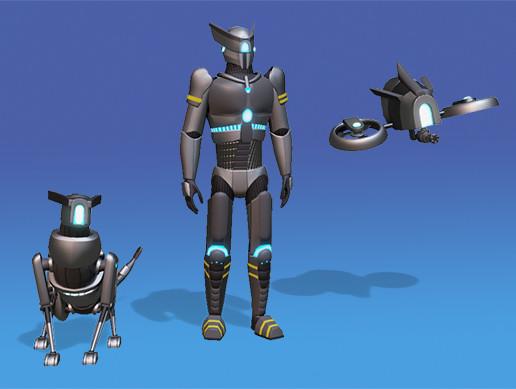 Robot Pack - Aero