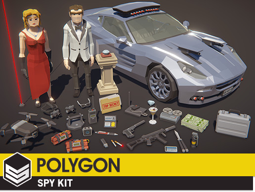 POLYGON - Spy Kit