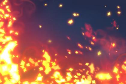 Stylized Fire FX I