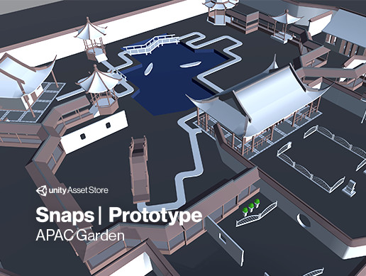 Snaps Prototype | Asian Garden