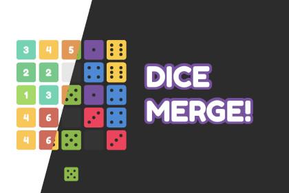 Dice Merge! - Puzzle Game