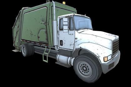 Garbage Truck HQ