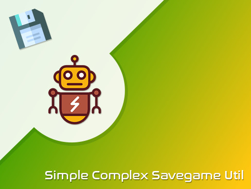 Easy Complex Save Game