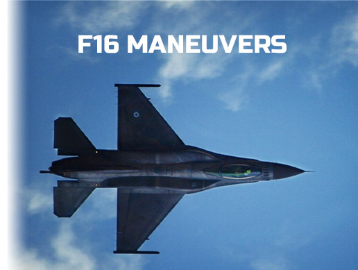 F-16 Maneuvers