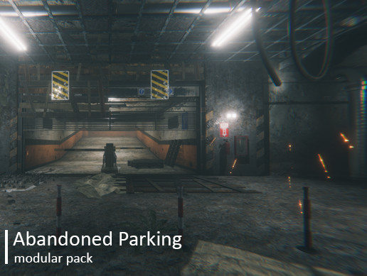 Abandoned Parking Modular Pack