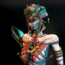 Naga Siren Warrior
