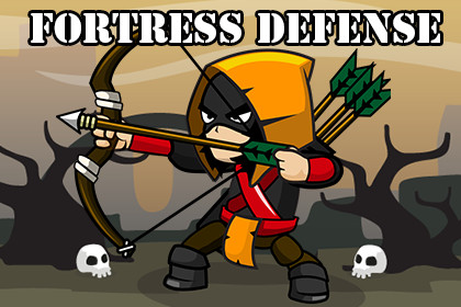 FORTRESS DEFENSE - COMPLETE GAME