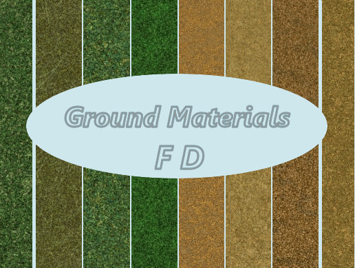 Ground Materials FD Free