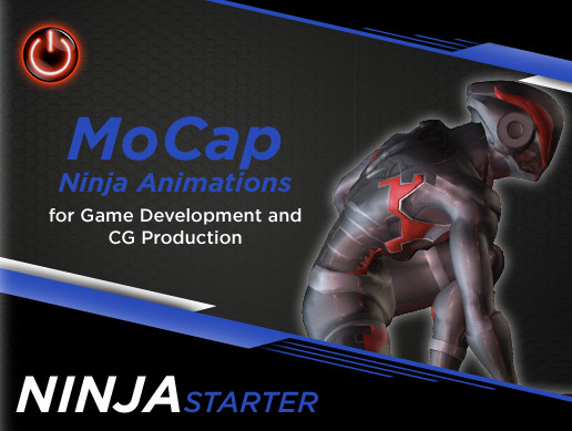 NINJA Starter: MoCap Animation Pack