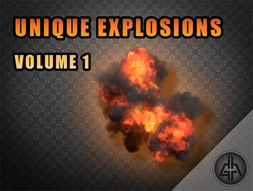 Unique Explosions Volume 1