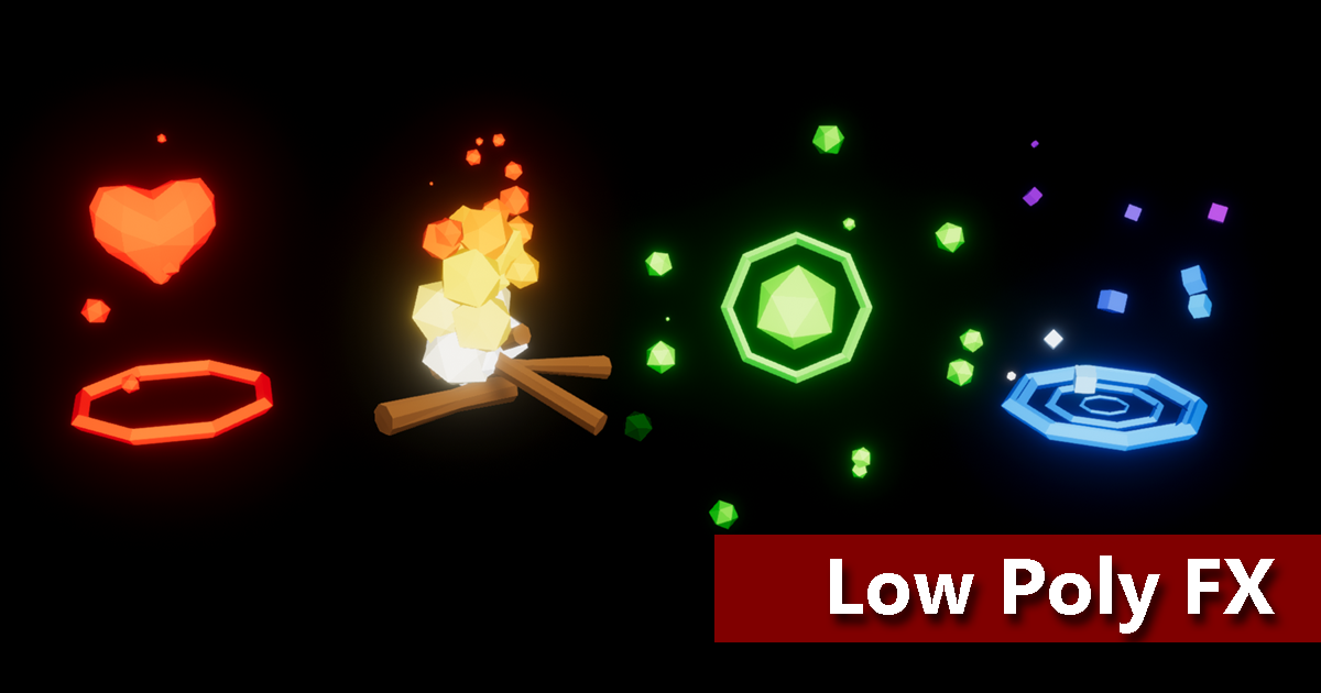 Low Poly FX
