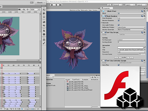Flash Animation Toolset (Trial)