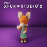 PIDI : XFur Studio 2 - Ultimate Edition
