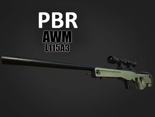 AWM (L115A3)