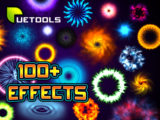 100+ Magic Particle Effects - Asset Store