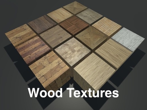 15 Realistic Wood Textures