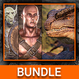 RPG Character Complete Bundle - 10 Pack Bundle!
