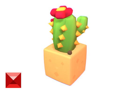 Cube World Sand Block 1 - Smashy Craft Series