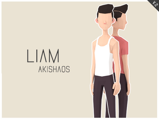 Liam | Stylized character