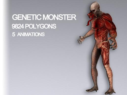 Genetic Monster