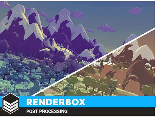 RENDERBOX - Post Processing
