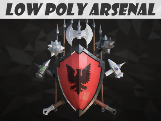 Low Poly Arsenal - Medieval